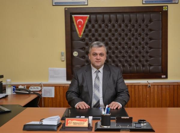 Mehmet İNCE - Müdür Yardımcısı